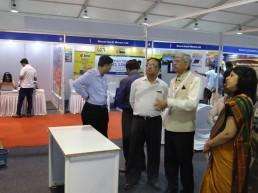 IGSTC at IISF 2017, Chennai